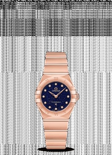 Omega 131.50.25.60.53.002 : Constellation Manhattan 25 Quartz Sedna Gold / Aventurine