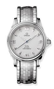4531.32.00 : Omega De Ville Co-Axial 37.5 Stainless Steel / Silver / Japan