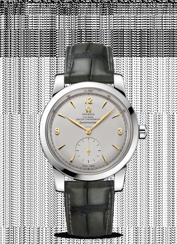 Omega 511.93.38.20.99.001 : Seamaster 1948 Small Seconds Platinum / Silver / Alligator