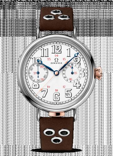 Omega 516.52.48.30.04.001 : First Omega Wrist Chronograph / Lawrence of Arabia