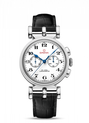 Omega 522.53.38.50.04.001 : Museum Collection N° 9 Olympic Official Timekeeper Co-Axial Chronograph