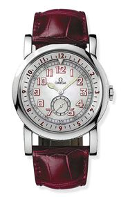 """Omega 5770.73.03 : Museum Collection N° 1 """"Pilots 1938""""  MOP"""