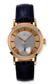 Omega 5950.32.03 : Museum Collection Centenary 1894 Red Gold / Silver / Japan