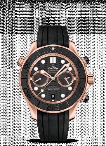 Omega Seamaster Diver 300M 210.62.44.51.01.001