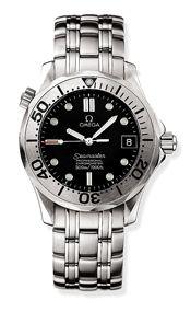 Omega 2250.50.00 : Seamaster Diver 300M Automatic 36.25 Stainless Steel / Black / Bracelet / Japan