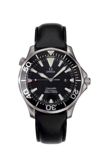 Omega 2964.50.91 : Seamaster Diver 300M Quartz 41 Stainless Steel / Black / Rubber