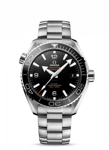 215.30.44.21.01.001 : Omega Seamaster Planet Ocean 600M Co-Axial 43.5 Master Chronometer Stainless Steel / Black / Bracelet