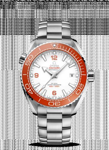 215.30.44.21.04.001 : Omega Seamaster Planet Ocean 600M Co-Axial 43.5 Master Chronometer Stainless Steel / White / Bracelet