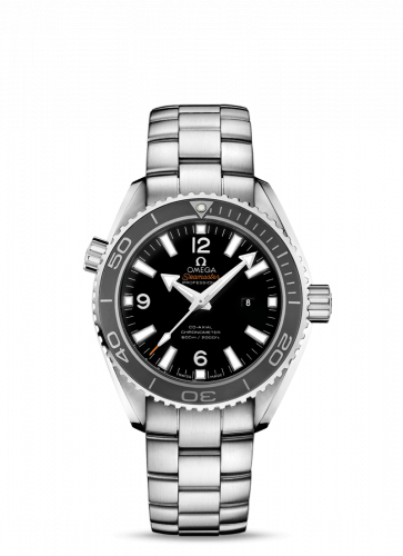 232.30.38.20.01.001 : Omega Seamaster Planet Ocean 600M Co-Axial 37.5 Stainless Steel / Black / Bracelet