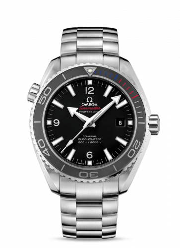 Omega 522.30.46.21.01.001 : Seamaster Planet Ocean 600M Co-Axial 45.5 Olympic Collection Sochi 2014