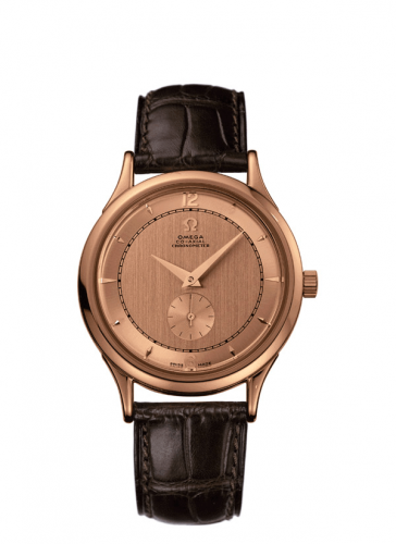 """Omega 5704.60.02 : Musem Collection N° 5 """"Centenary 1948"""""""