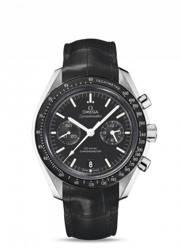 Omega 311.33.44.51.01.001 : Speedmaster Moonwatch Co-Axial Stainless Steel / Black