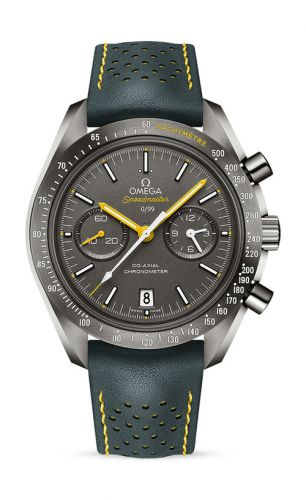 Omega 311.92.44.51.99.001 : Speedmaster Moonwatch Co-Axial Grey Side of the Moon / Porsche Club of America