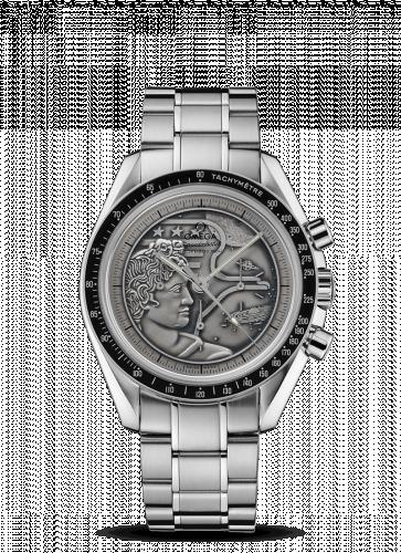 Omega 311.30.42.30.99.002 : Speedmaster Professional Moonwatch Apollo 17 40th Anniversary