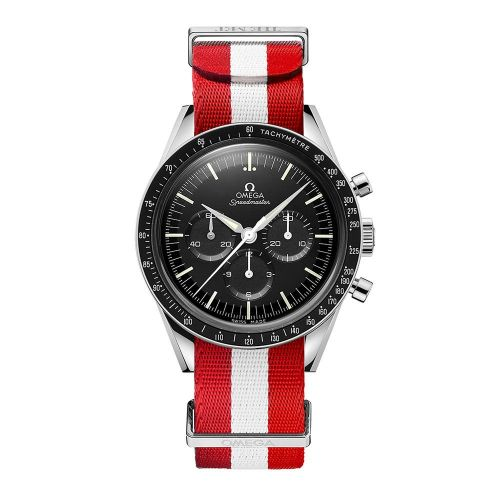 Omega 311.32.40.30.01.002 : Speedmaster First Omega in Space The Met Edition