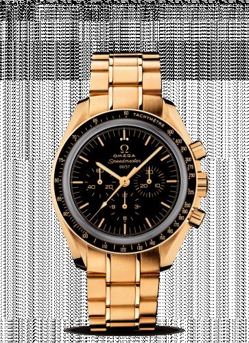Omega 311.63.42.50.01.002 : Speedmaster Moonwatch Anniversary Yellow Gold