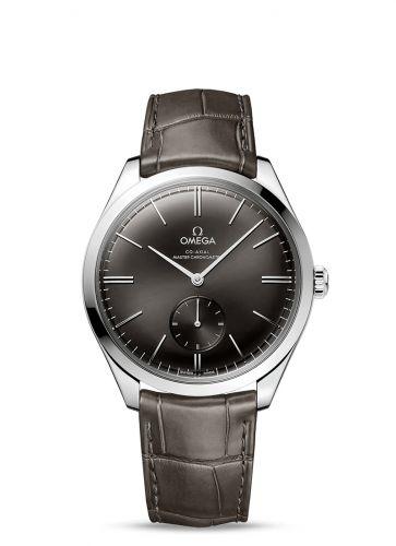 Omega 435.13.40.21.06.001 : De Ville Trésor Master Chronometer Small Seconds Stainless Steel / Grey