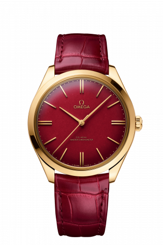 Omega 435.53.40.21.11.001 : De Ville Trésor Master Chronometer 125th Anniversary Edition