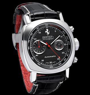 Panerai FER00004 : Ferrari Granturismo Chronograph Black