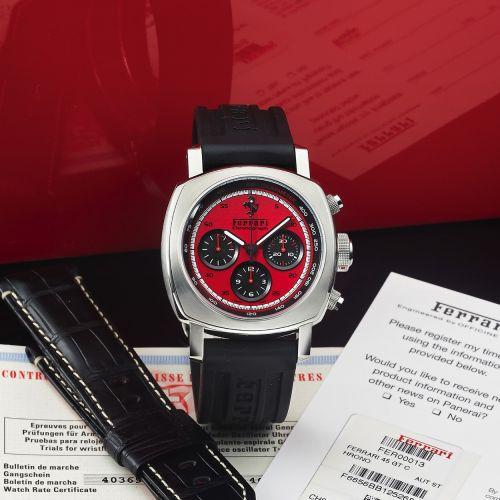 Panerai FER00013 : Ferrari Granturismo Chronograph Red
