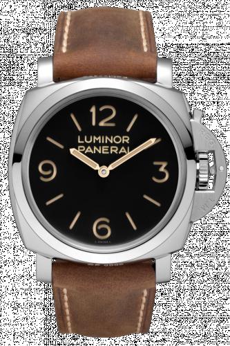 Panerai PAM00372 : Luminor 1950 47 3 Days Stainless Steel / Black