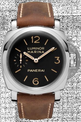 Panerai PAM00422 : Luminor 1950  Marina 47 3 Days Stainless Steel / Black