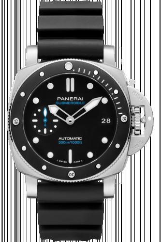 Panerai PAM00683 : Luminor Submersible 42 3 Days Automatic Acciaio Black Ceramic