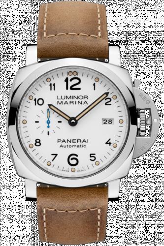 Panerai PAM01499 : Luminor 1950 44 3 Days Automatic Stainless Steel / White