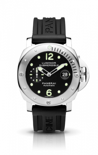 Panerai PAM00024 : Luminor Submersible Automatic Acciaio