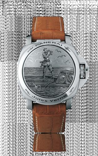 Panerai PAM00216 : Luminor Sealand Jules Verne