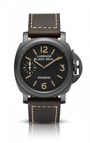 PAM00594 : Panerai Luminor 8 Days Black Seal