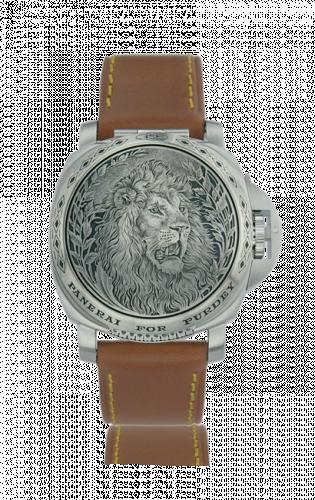 Panerai PAM00815 : Luminor Sealand for Purdey Lion II