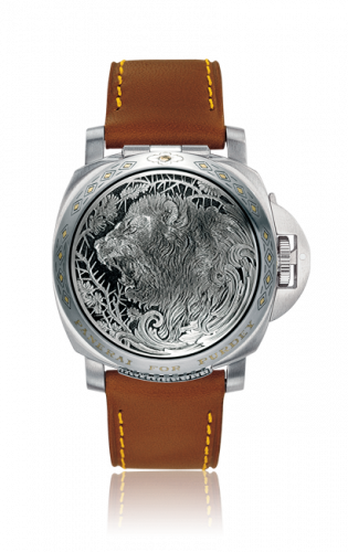 Panerai PAM00816 : Luminor Sealand for Purdey Lion III