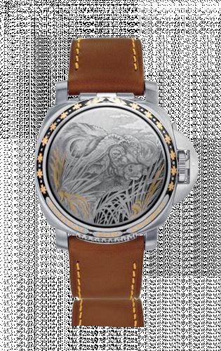 Panerai PAM00833 : Luminor Sealand for Purdey Buffalo