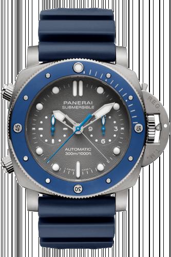 Panerai PAM00982 : Luminor Submersible 47 Chrono Guillaume Nery Edition