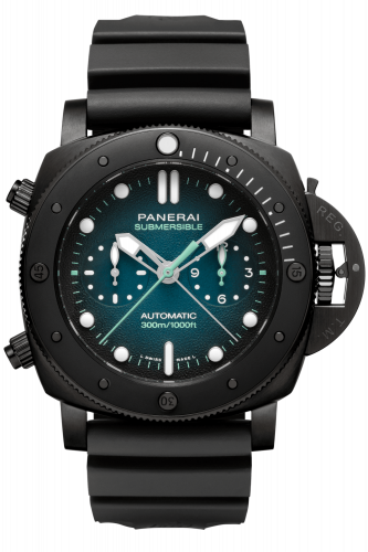 Panerai PAM00983 : Luminor Submersible 47 Chrono Guillaume Nery Edition