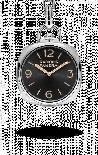 Panerai PAM00529 : Pocket Watch 3 Days Oro Bianco