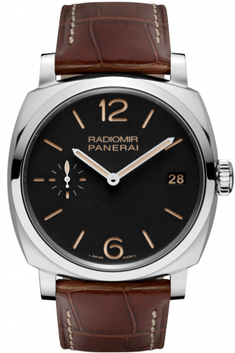 Panerai PAM00514 : Radiomir 1940 47 3 Days Stainless Steel / Black