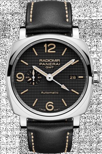 Panerai PAM00627 : Radiomir 1940 3 Days GMT Automatic Acciaio Hobnail