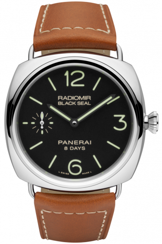 PAM00609 : Panerai Radiomir Black Seal 8 Days