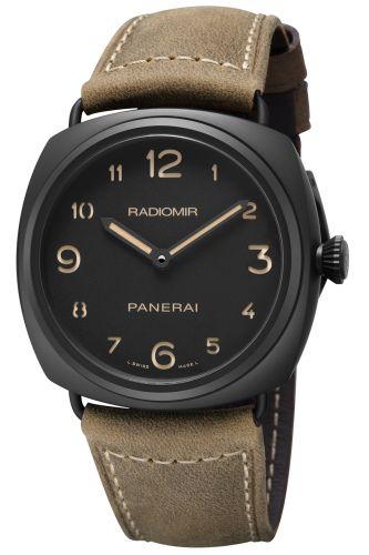 PAM00613 : Panerai Radiomir Black Seal Ceramica Istanbul Boutique
