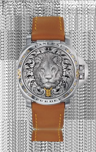 Panerai PAM00152 : Luminor Sealand for Purdey Lion