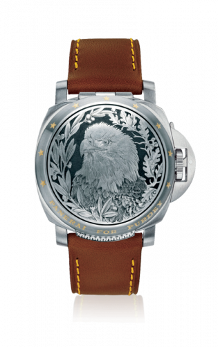 Panerai PAM00817 : Luminor Sealand for Purdey Eagle