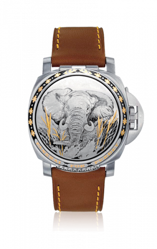 Panerai PAM00832 : Luminor Sealand for Purdey Elephant II