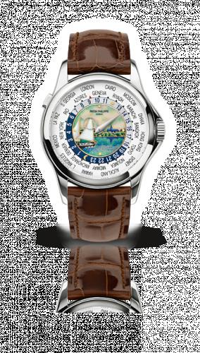 5131/175G-001 : Patek Philippe World Time Geneva Harbor 5131