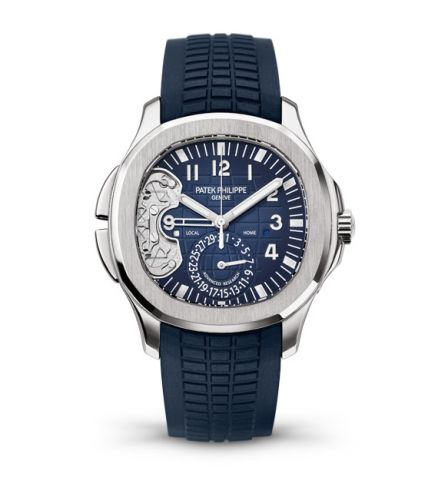 5650G-001 : Patek Philippe Aquanaut Travel Time 5650 Advanced Research