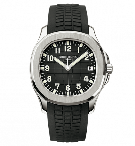 Patek Philippe 5167A-001 : Aquanaut 5167 Stainless Steel / Black