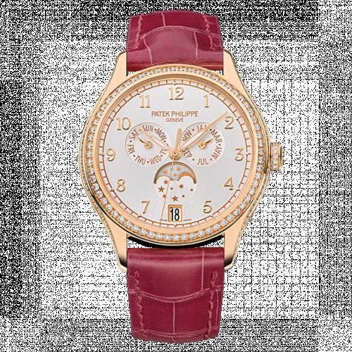 Patek Philippe 4947R-001 : Annual Calendar 4947 Rose Gold / Silver