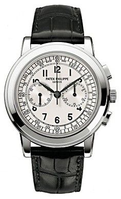 Patek Philippe 5070G-001 : Chronograph 5070