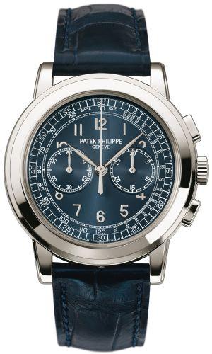 Patek Philippe 5070P-001 : Chronograph 5070